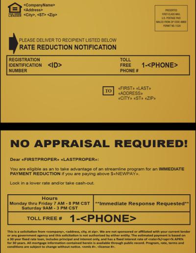 FHA Postcard